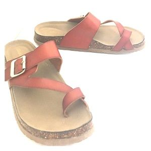 Sandals Size 7 by Madden NYC